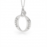 Everlasting O Pendant Small
